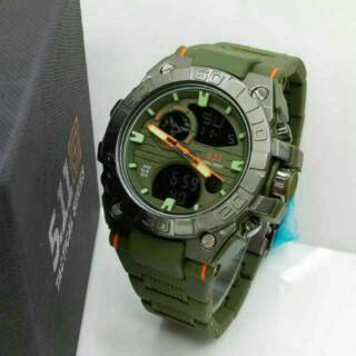 Tangan Sport Pria Rubber Waterresist. Source · Jam tactical series 5.11 dual .