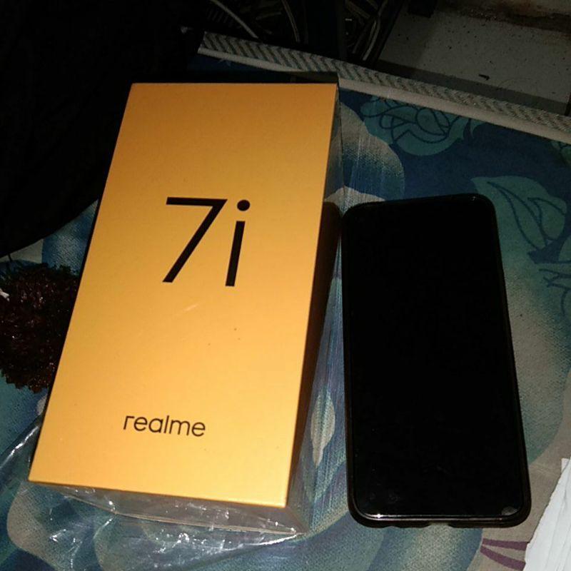 second realme 7i
