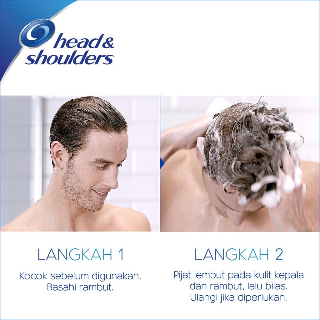Head & Shoulders Shampoo Clean and Balanced 400 ml-4
