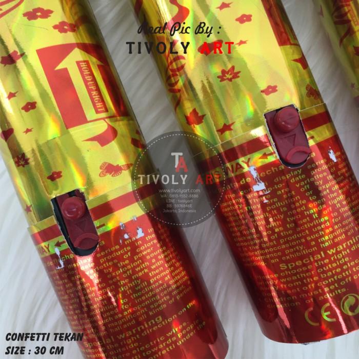 Party Popper / Popper Confetti ukuran 40 cm ( jawa timur)   Shopee Indonesia