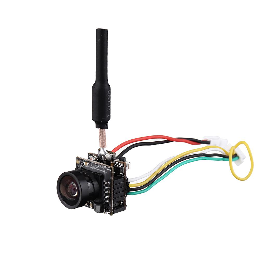 Eachine TX06 700TVL FOV 130 Degree 5.8Ghz 40CH Smart Audio Mini FPV Camera AIO Transmitter For RC Dr