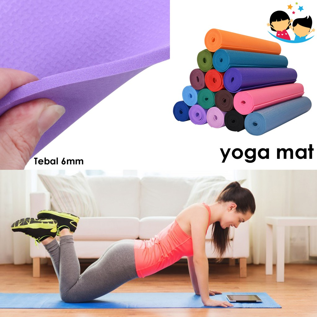 PROMO Alas Matras Yoga Gym