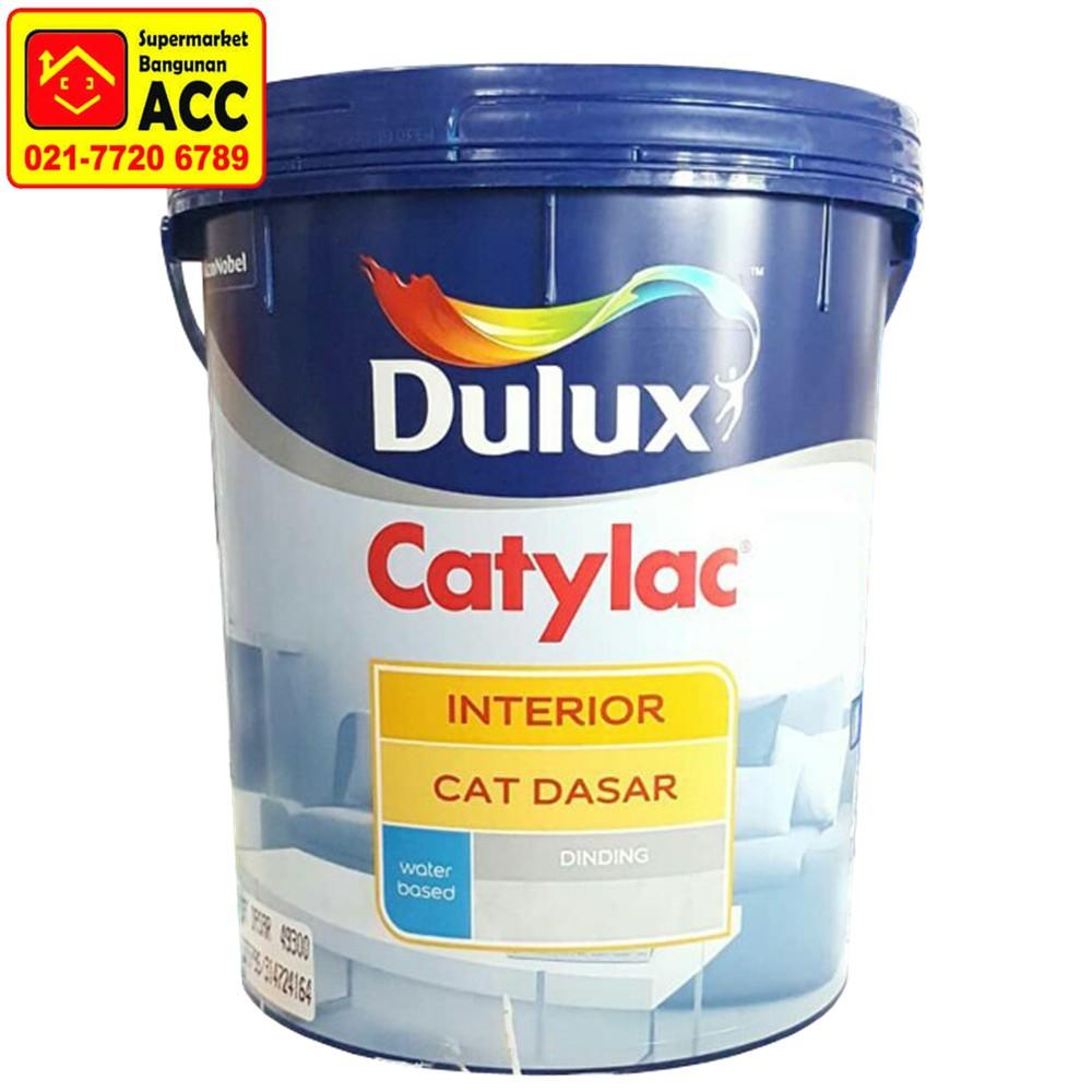 Dulux Catylac Cat Dasar Interior Tembok Dalam 5Kg