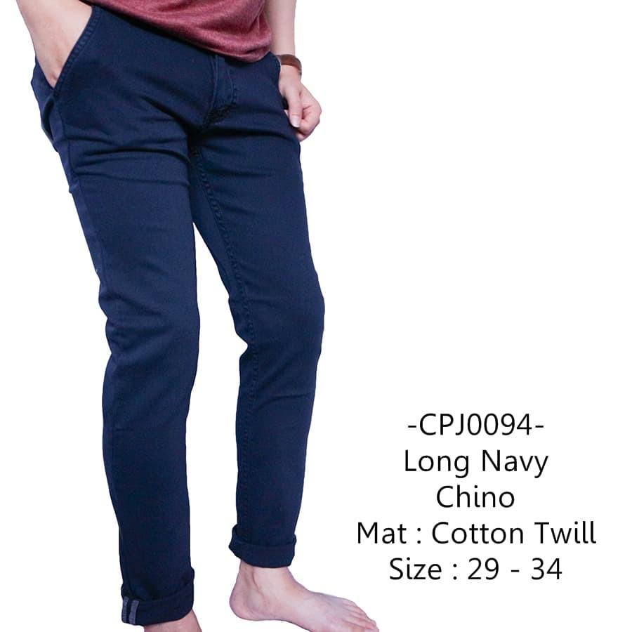 Celana Panjang Chino Slim Fit Pria Zara Man Murahcelana Lois Jeans Original Cfsk001b Cokelat Tua 30 Murah Big Size