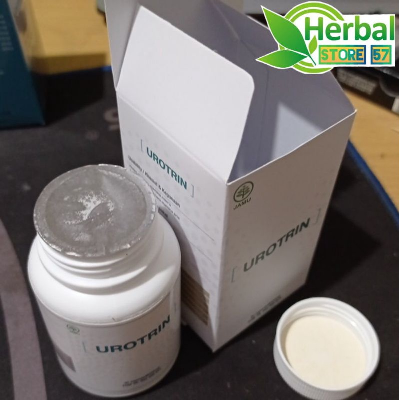 ( Original 100% ) UROTRIN Asli BPOM RI Obat Herbal Urotrin Ori