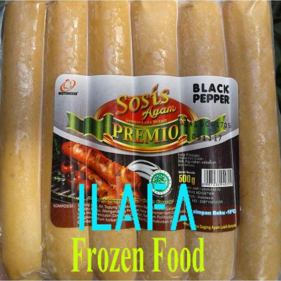Dapatkan Harga Sosis Ayam Diskon Shopee Indonesia Fronte Cipolata Chicken 400 Gram