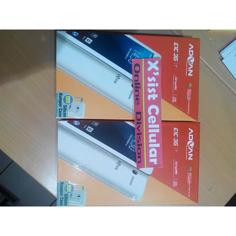 Tab Advan Shopee Indonesia Lcd Tablet T1g Plus I7d S7 S7a S7c