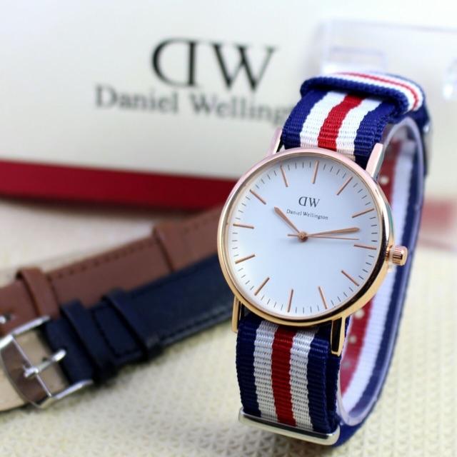 Jam tangan wanita Daniel wellington petite sand  c75d942499