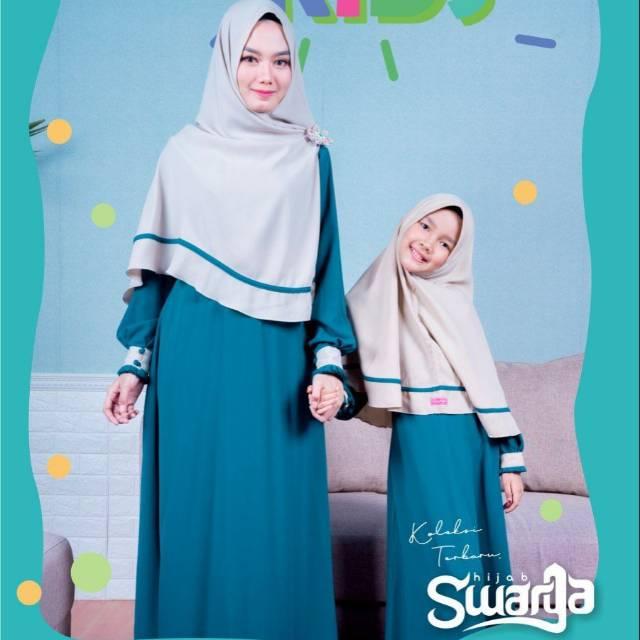 Gamis Anak Terbaru 2020 Firda Kids By Swarga Hijab Shopee Indonesia