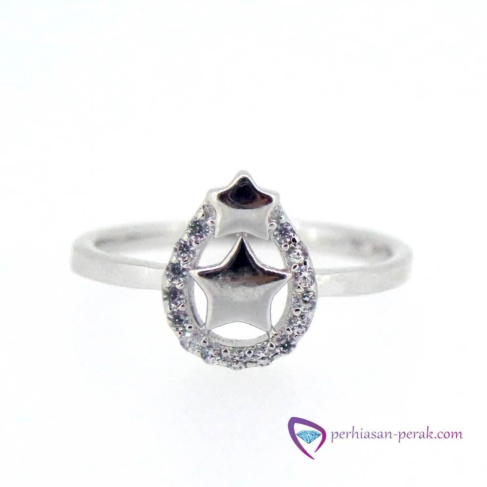 Cincin Perak 925 Perhiasan Silver 925 pusat Grosir Free Box   Shopee Indonesia