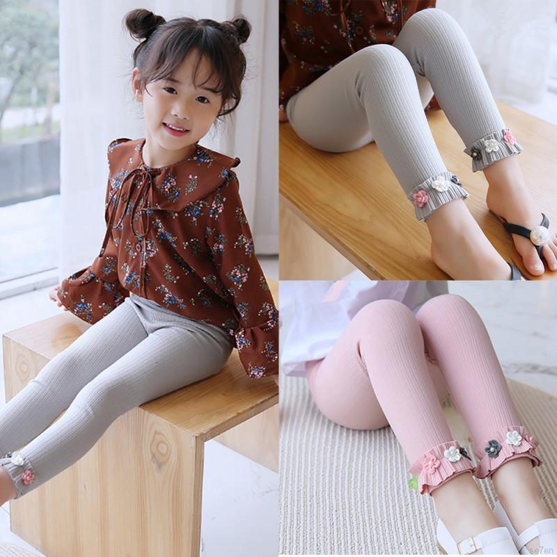 Celana Legging Panjang Motif Bunga Untuk Perempuan Shopee Indonesia