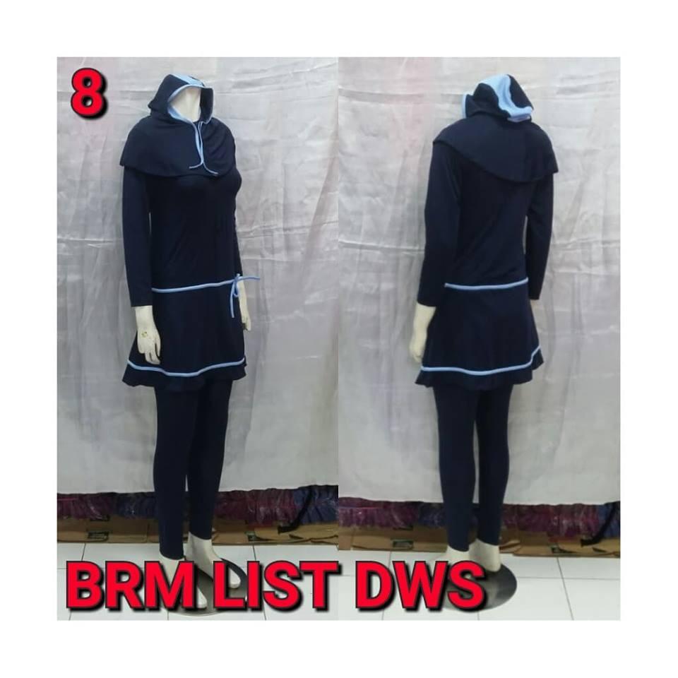 muslimahfasion Binx Fashion Dress Lissandra WARNA BARU (6 Warna) Terlaris  dan Termurah  9cf3407260