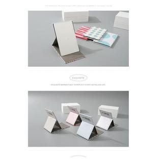 Ximivogue Kaca MakeUp Portable Rectangular (Geometric ...