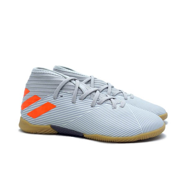 Sepatu Futsal Anak Adidas Nemeziz 19.3 IN JR - Gretwo/Sorang/Cwhite |  Shopee Indonesia