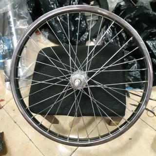 wheelset 20 jangkrik velg 20 roda 20 velg sepeda lipat