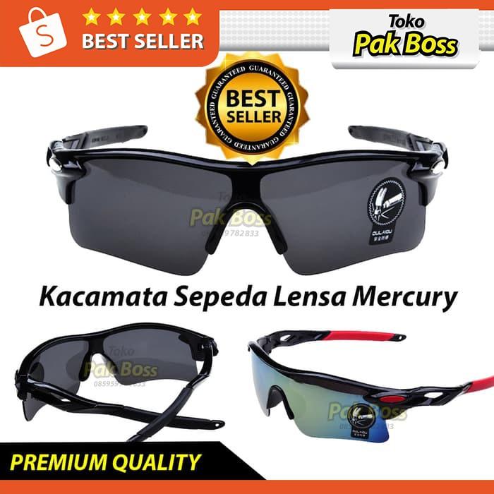 Kacamata Sepeda Lensa Mercury Blackblue - Wikie Cloud Design Ideas d98ffe366e