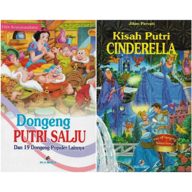 Macam-macam buku cerita rakyat berwarna murah | Shopee Indonesia