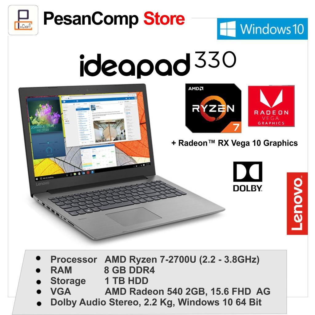 Lenovo Ideapad 320 14ast Amd A9 9420 Ram 4gb Hdd 1tb Dos Radeon R5 Ip A4 9120 500gb Vga R3 Graphics Layar 14 Inch Shared Shopee Indonesia