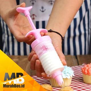 (1 set isi 8 pcs) alat cetakan dekorasi hiasan kue tar