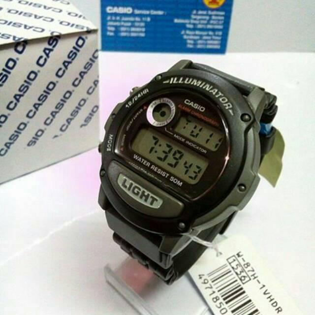 Casio Original Standard Digital - Analog Type AQ-164W-1A / Jam Tangan Sport / Jam Tangan Pria   Shopee Indonesia