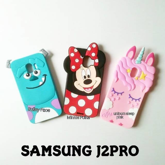 Case Samsung J2pro 3d Softcase Lucu Shopee Indonesia