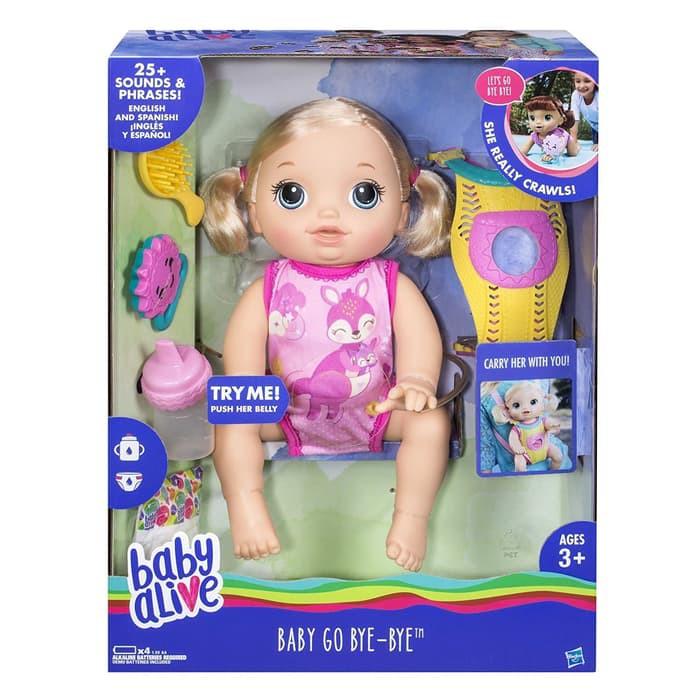 boneka alive - Temukan Harga dan Penawaran Mainan Bayi   Anak Online Terbaik  - Ibu   Bayi Februari 2019  943f7e43bd