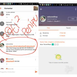 Awas Penipuan Chat Shopee Indonesia