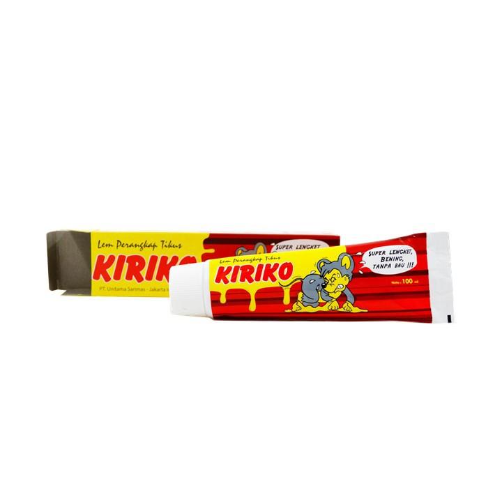 Kiriko Lem Tikus Tube 100ml Shopee Indonesia