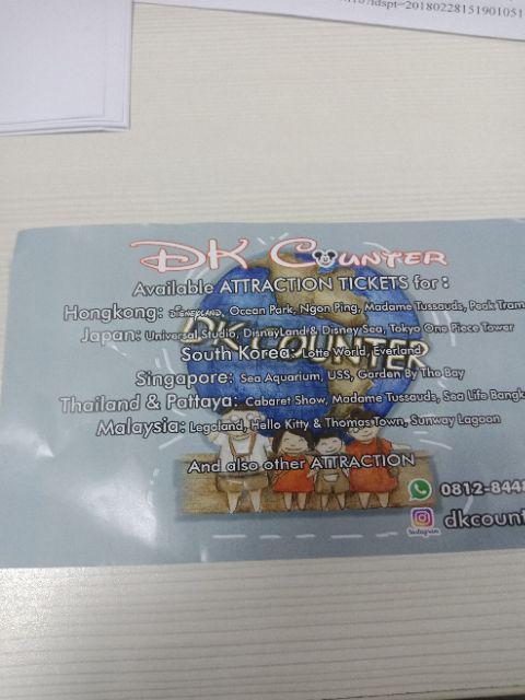 Tiket Legoland Themepark Malaysia Termurah (Dewasa ...