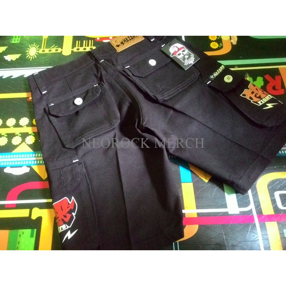 Celana Cargo Pendek Prapatan Rebel M L Xl Shopee Indonesia Burgelkill Pria