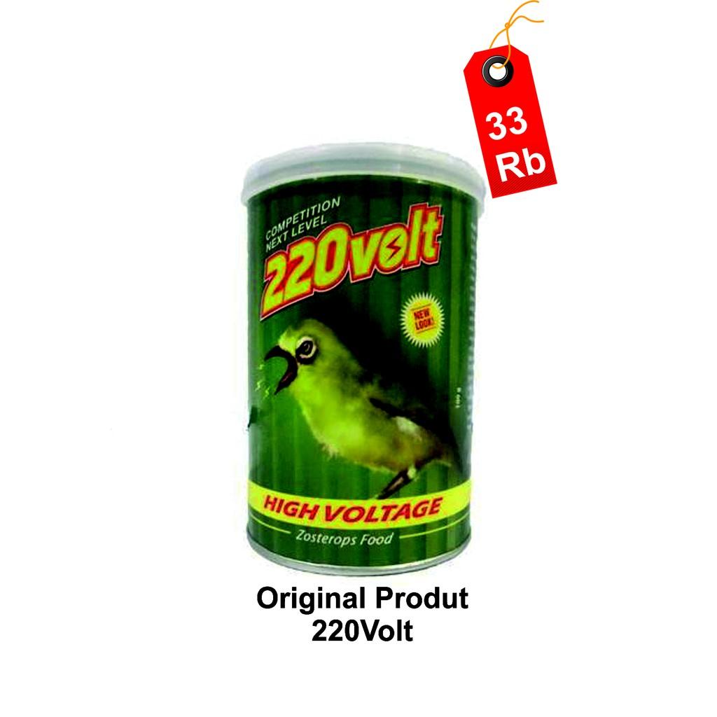 Paket sempurna BOOSTER HI-V + 220 VOLT pakan Pleci n burung kecil daya gedor luar biasa.   Shopee Indonesia