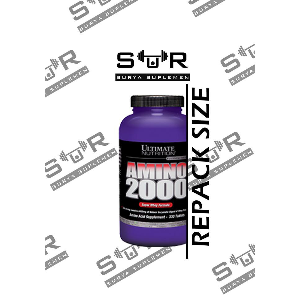 Ultimate Amino 2002 Ecer 50 Tabs Un Eceran Repack Xtreme 330 Tablet 330tablet Nutrition Extreme Shopee Indonesia