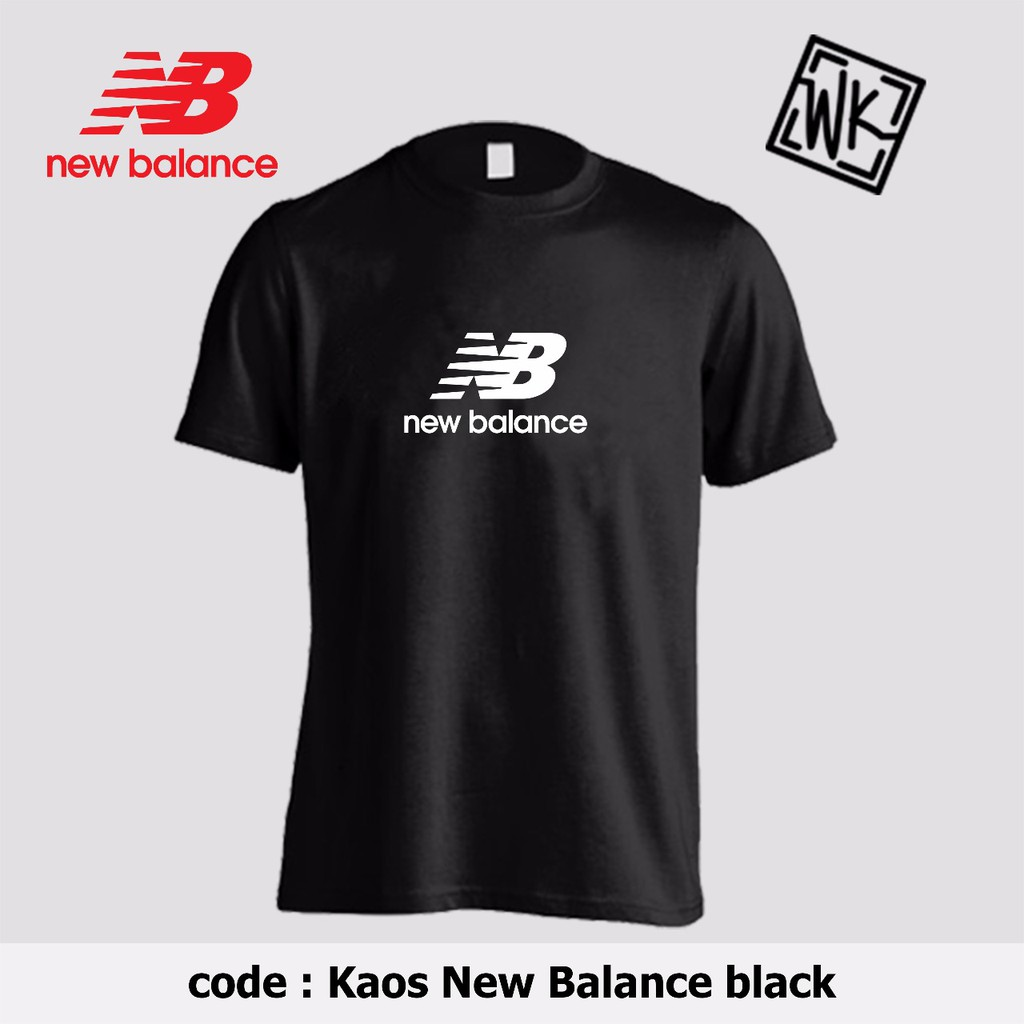 Kaos Distro New Balance  e9319a9cdb
