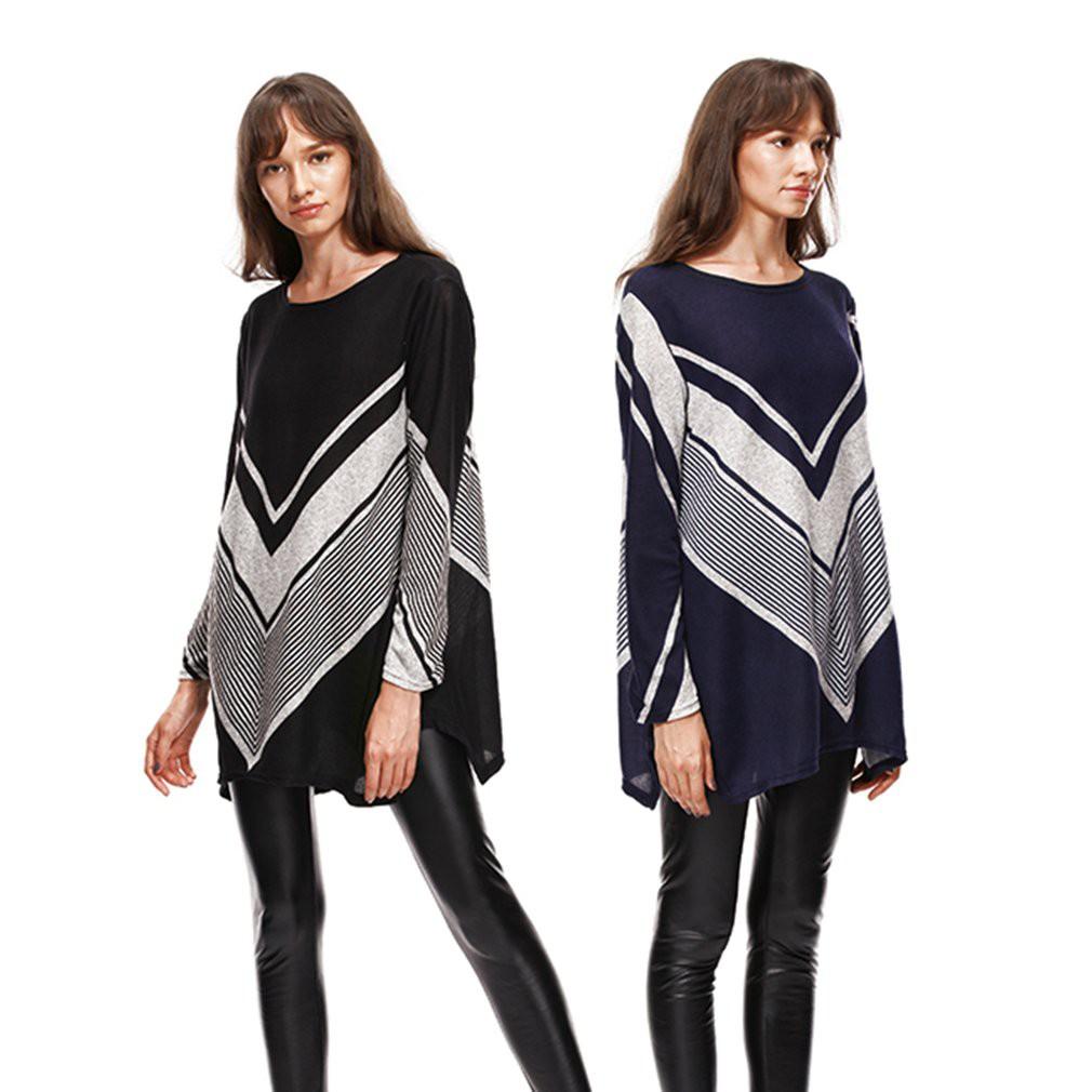 Sweater Kaos Wanita Longgar Lengan Panjang Aksen Print Gambar Ada Fashion Basic Blouse Putih Bahan Poliester Xl Harimau Hangat Polyester Shopee Indonesia
