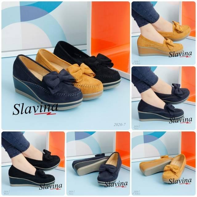 Sepatu Slavina Connelly Wedged 2020 7 Original Brand Sepatu Wedges