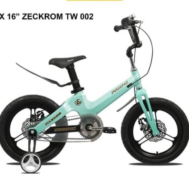 Sepeda Anak Pacific 12 inch Zeckrom TW002 Shopee Indonesia