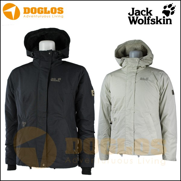 Jack Wolfskin Original Jacket Bulu JWS jaket gunung winter hiking ... fd443eafe3