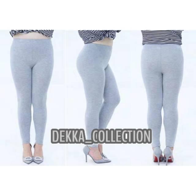 Celana Legging Kaos Jumbo Untuk Remaja Maupun Dewasa Shopee Indonesia