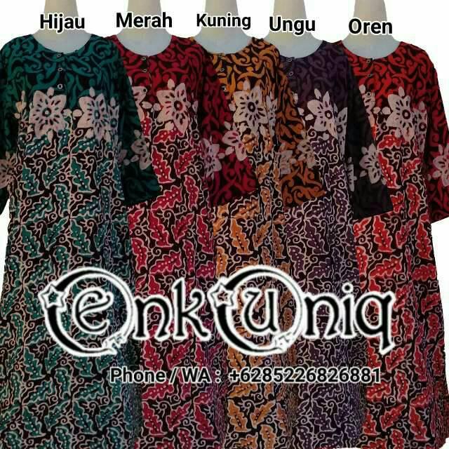 Setelan Kulot Batik / Babydol Batik / Setelan Celana Batik / Piyama Tidur SKCM07 | Shopee Indonesia