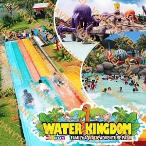 Tiket Water Kingdom Mekarsari Cilengsi