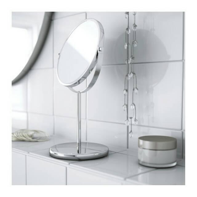 Ikea trensum cermin stailes steel shopee indonesia - Ikea specchio trucco ...