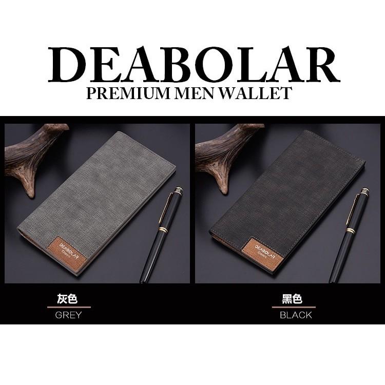 Denim Jeans Abu Wallet Grey. Kalibre . Source · Dompet Pria Kalibre .