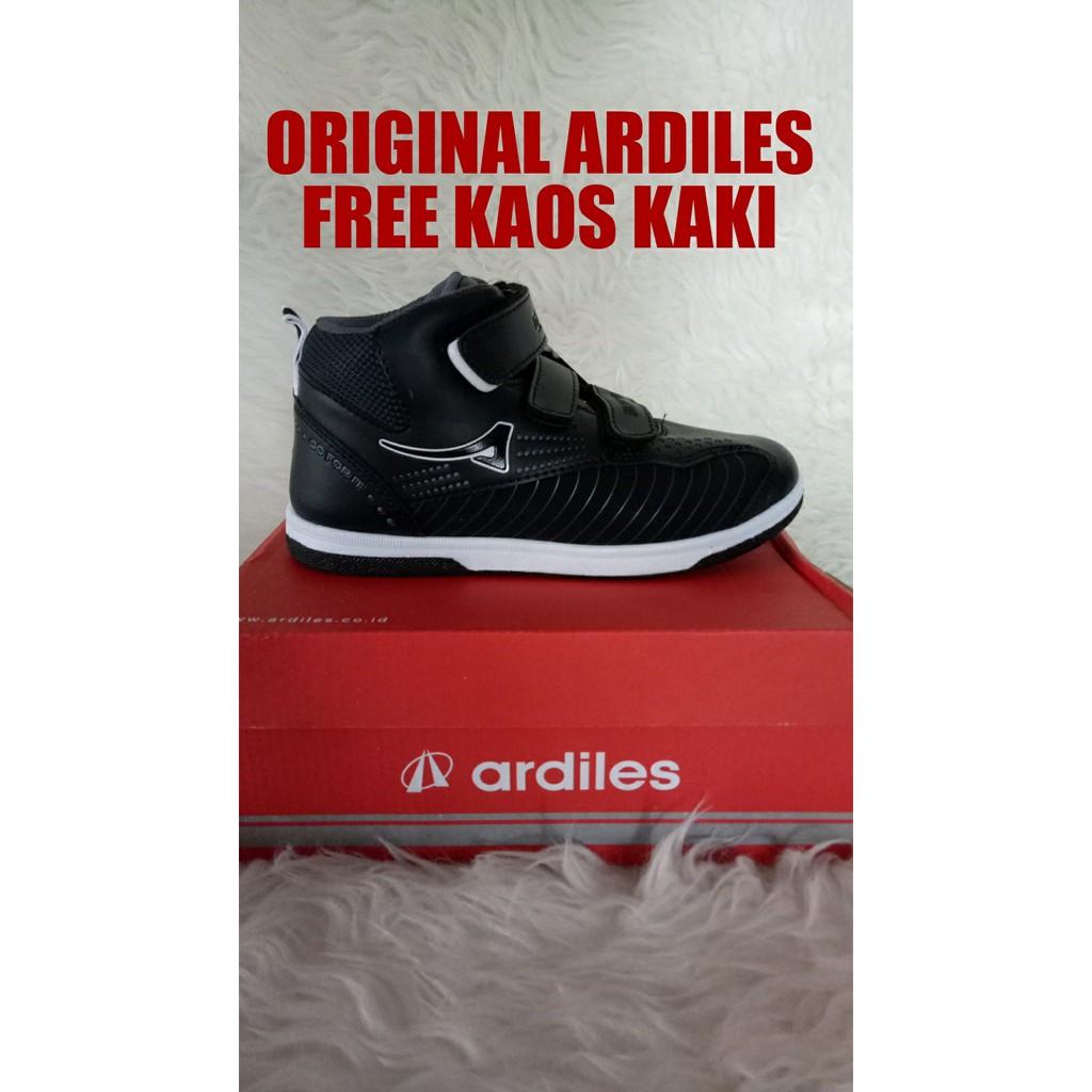 Ardiles Missisipi Brown Casual Sport Men Shopee Indonesia Biglio Sepatu Futsal Putih Emas 43