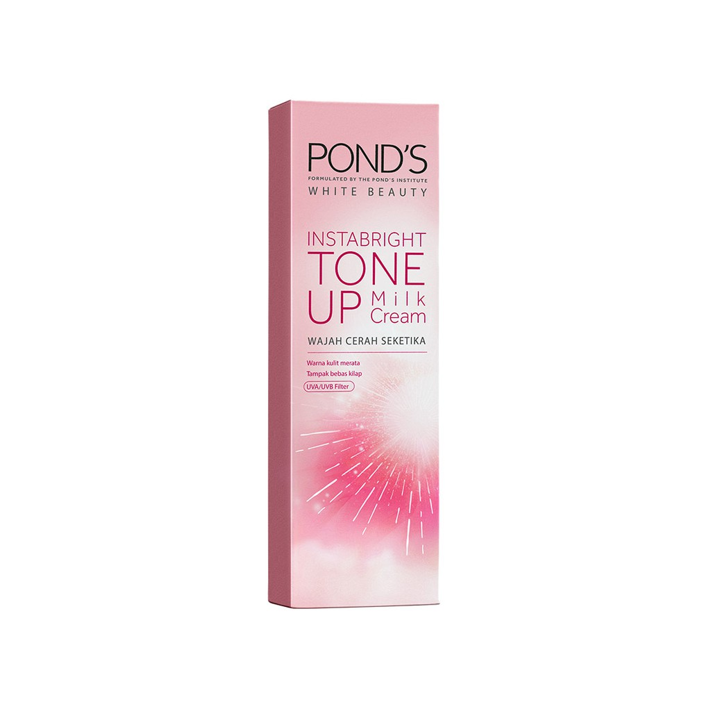 PONDS WHITE BEAUTY INSTABRIGHT TONE UP MILK CREAM 20 GR ...