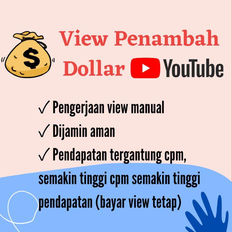 View Penambah Dollar Youtube