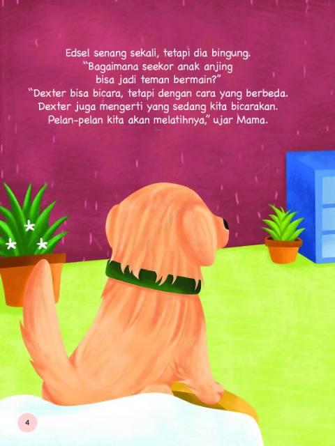 Gambar Ilustrasi Tema Hewan Kesayangan Kucing Kumpulan Cerita Tentang Hewan Peliharaan Shopee Indonesia
