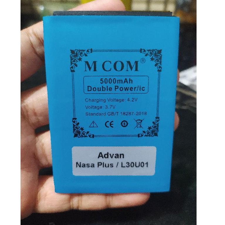 5.5 Flash Sale Baterai Advan Nasa L24U03 / Nasa Plus L30U01 Mcom