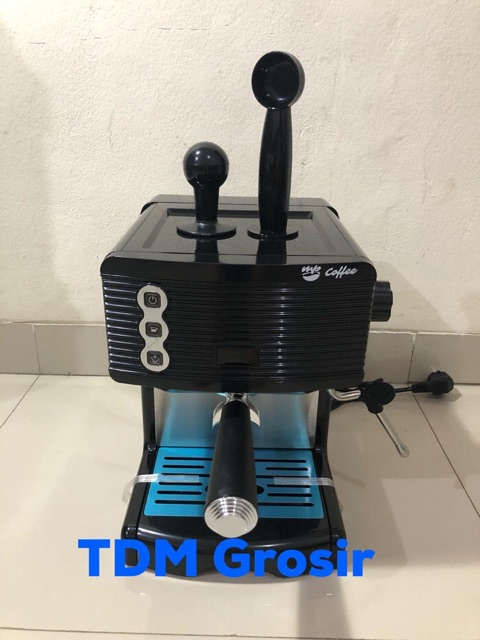Mayaka Premium CM3601CR BK Coffee Maker Mesin Kopi Espresso CM3601 CR BK