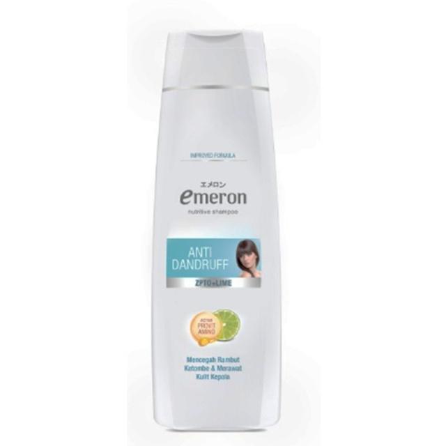 EMERON Shampoo Anti Dandruff Botol 170ML-1