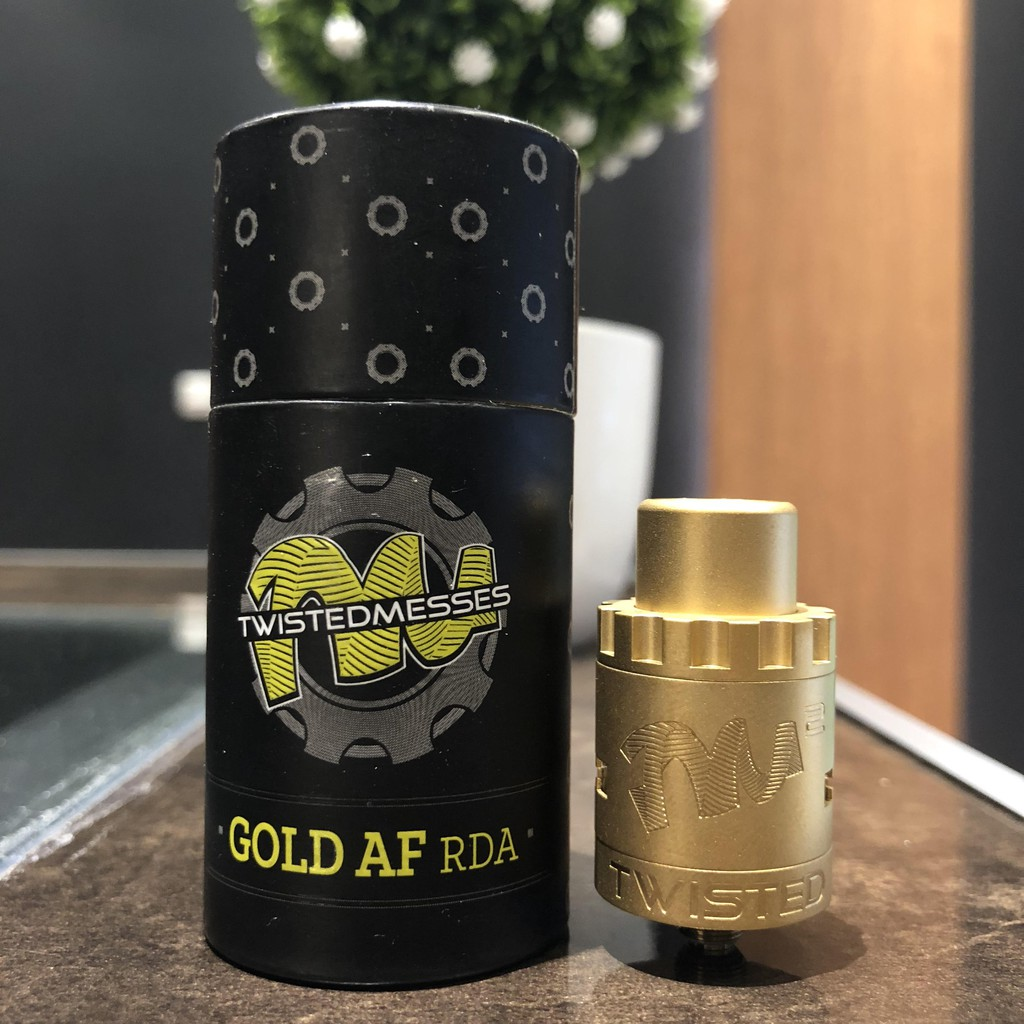 Druga Squonk Kit 100 Authentic By Augvape Mod Vape Vapor Rda Twisted Messes Lite 22mm Shopee Indonesia